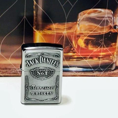 Hamilton tobacco & gifts - accessoires - Zippo Jack Daniel's