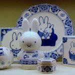Nijntje artikelen in Delfts blauw by Royal Delft
