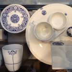 Hamilton tobacco & gifts - Delfts blauw - servies