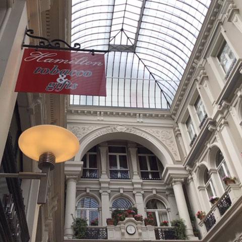 Hamilton tobacco & gifts - Passage - Den Haag
