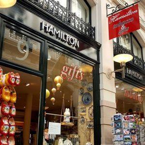 Hamilton Passage Den Haag