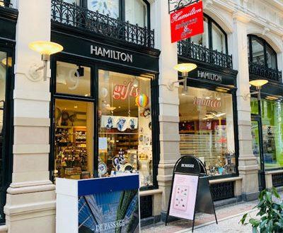 Bestellingen afhalen bij Hamilton tobacco & gifts