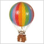 Hamilton tobacco & gifts - home deco - luchtballon Rainbow