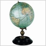 Hamilton tobacco & gifts - home deco - globe 1921