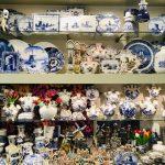Delfts blauwe souvenirs