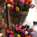 Hamilton tobacco & gifts - souvenirs - Houten tulpen