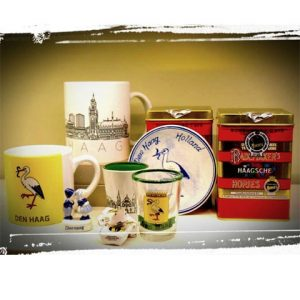 typisch Haagse souvenirs