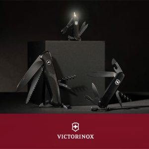 Hamilton tobacco & gifts - Victorinox - Onyx Black Collectie
